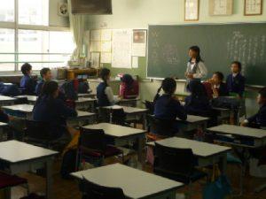 5・6年生 委員会活動