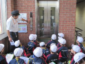 2年生交通安全教室